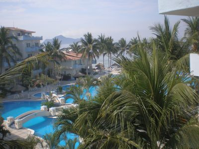 Photo for Affordable and Secure Oceanfront Condo Just Steps From The Beach