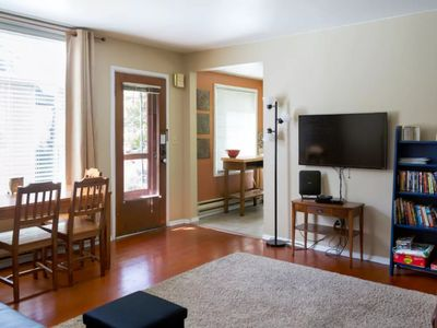 Photo for Ground Floor Private Apartment Near Manito Park, Downtown, and Sacred Heart