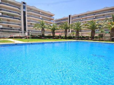 Photo for Apartamento vista al jardin para 6 personas en Salou(154672)