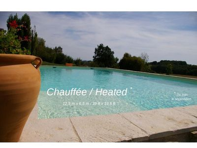 Photo for 2BR House Vacation Rental in rouffiac, Occitanie