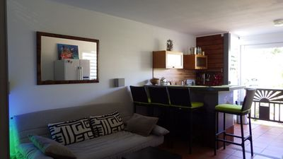 Photo for 1BR Apartment Vacation Rental in Saint François