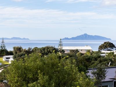 Photo for Stunning views, short walk to surf beach and shops
