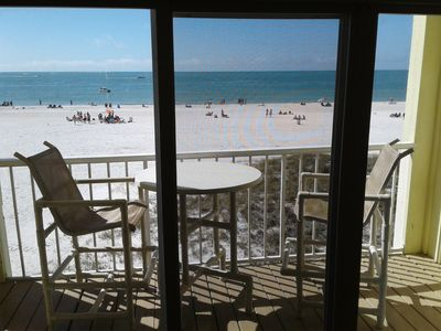 Photo for Oceanfront on the Beach: One of the Few Properties Directly on the Beach!