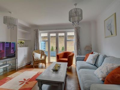 Photo for Vacation home Terry in Whitstable - 5 persons, 3 bedrooms