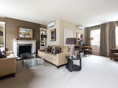 Photo for Campden Hill Gardens IV - luxury 3 bedrooms serviced apartment - Travel Keys