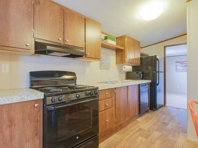 Photo for Single-level home w/ beautiful surroundings, close to Arches!