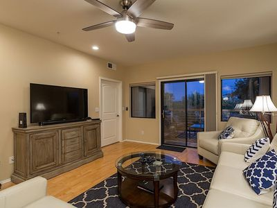 *SANITIZED* WEEKLY SPECIAL Hangout 2 Modern 2 BR Condo/COM Golf & Pool/ Scottsdale