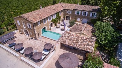 Photo for Mas Loisonville, CHARMING COTTAGE in Provence