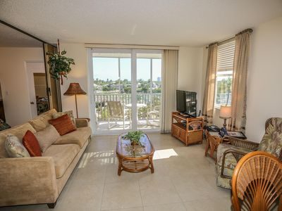Photo for Select the perfect accommodations for your trip by staying at the Bonita Beach and Tennis Club, Unit 4403.