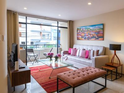 Photo for SimplyComfort. Cute&Peaceful Peruvian styled Apt