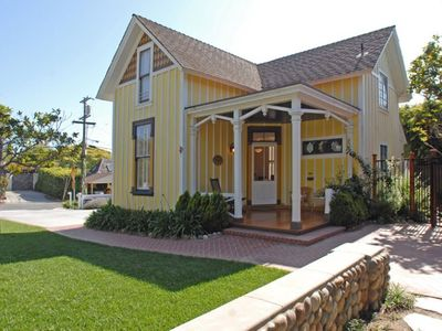 Photo for 15% OFF APR - Victorian Cottage, Outdoor Living + Walk to Beach