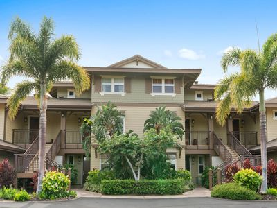 Photo for Golf /Ocean-view unit with shared pool, hot tub, & fitness center