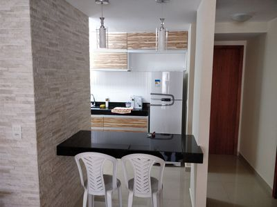 Photo for Beautiful 3 bedroom apartment in Peró - Cabo Frio