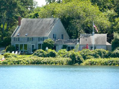 Photo for Charming  Waterfront House  in Chatham