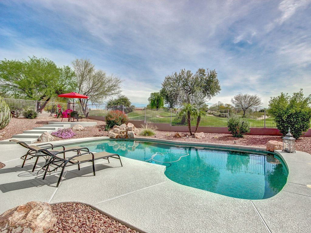 gorgeous golf course lot heated pool cit vrbo