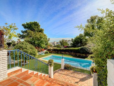 Photo for NEW! Fabulous 8bed 5 minutes walk to Banus up to 22 guests, no car needed!