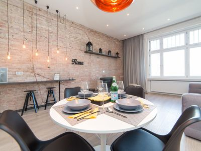 Photo for Modern Home in the heart of Budapest