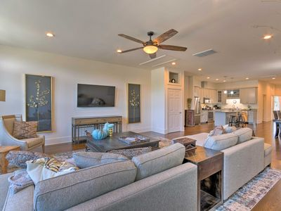 Photo for NEW! Modern Main St. Apt in Downtown Waynesville!
