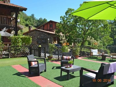 Photo for 2BR Apartment Vacation Rental in Camaleño, Cantabria