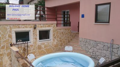 Photo for Our house is in a small village on the lake and 4 km from the beach
