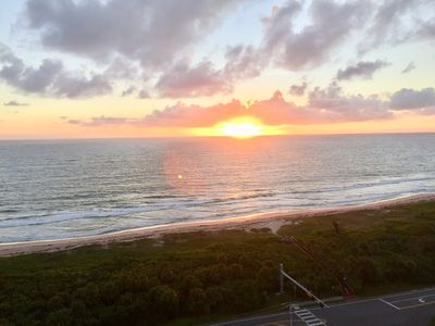 Photo for Come enjoy your Direct Ocean and Intercoastal Views from your 17th Floor Balcony
