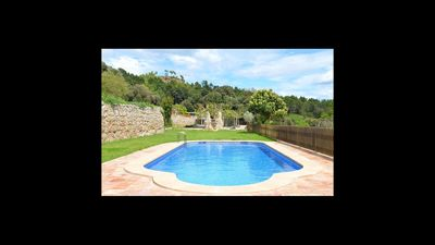 Photo for 2 bedroom Villa, sleeps 5 in L'Ametlla del Vallès with Pool and WiFi