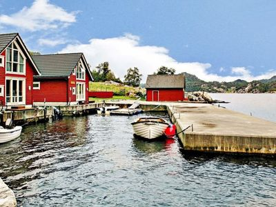 Photo for Vacation home Skjoldastraumen in Tysvær - 5 persons, 2 bedrooms