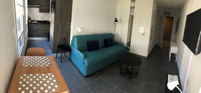 Photo for Studio L'Annexe (2 pers) close to the beach 23M² - 2 nights minimum