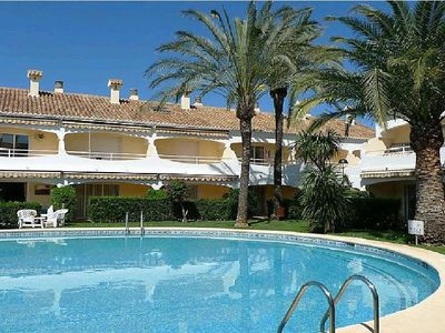 Photo for BUNGALOW IN PLAYA DENIA