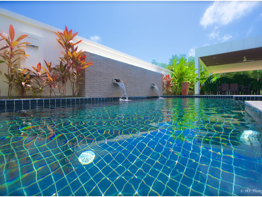 Superb 3 Bedroom Vacation Villa (4 6 People) With Private Pool In Rawaï, Phuket.  Rawai Villa Rental