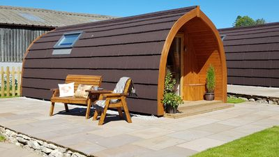 Photo for Brants Ghyll Glamping Pod - Ribblesdale Pods