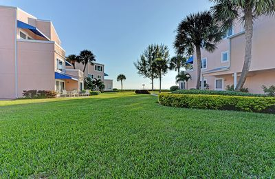 Photo for 105 Sand Cay Beach Resort Gulf Close to the Beach