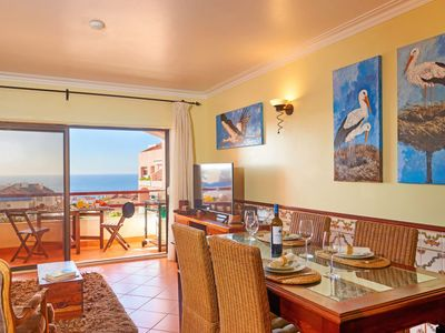 Photo for Apartment vista oceano in Ericeira - 4 persons, 2 bedrooms