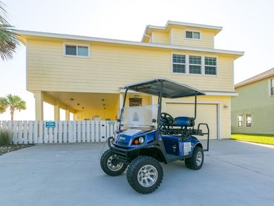 Photo for Coco Loco, 4/3.5, Wifi, Close to Beach, PRIVATE Pool, *FREE Golf Cart
