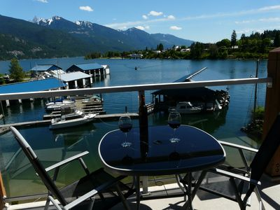 Photo for Waterfront Condo In Kootenay Lake - Kaslo