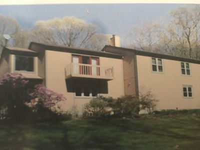 Photo for Amazing two bedroom apartment in the heart of CT shoreline