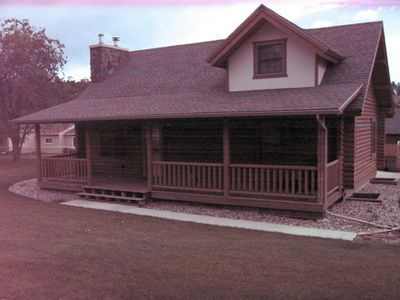 Photo for Base your summer stay in Historic Sturgis!