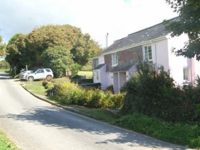 Photo for A Character Cottage, Walk To The Beach, Nr Polperro And Looe, Cornwall