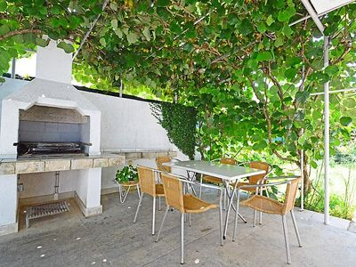 Photo for Apartment Ikica in Krk/Njivice - 8 persons, 3 bedrooms