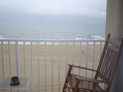 Photo for 3 BDs, 2 Ba,  condo direct oceanfront in Resort Area  with Pool in VA Beach