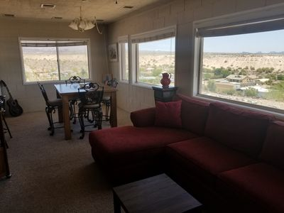 Photo for Panoramic Views of Lake Havasu Desert