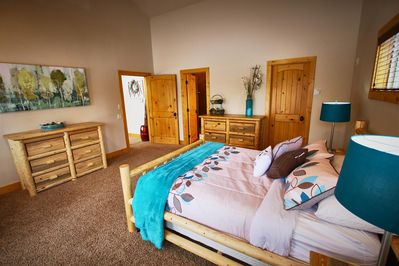 Beautiful 5 Bedroom Cabin W Hot Tub Near Cascade Lake And Tamarack Resort Donnelly