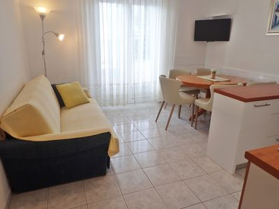 Photo for Apartments Sidro-by the sea (41534-A5) - Seline
