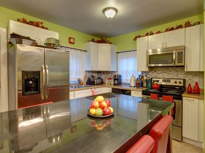 Photo for Newly Renovated Farmhouse, Great Family getaway with modern amenities