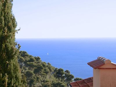 Photo for Pretty Studio, Exceptional Situation, Sea And Mountain. Between Nice And Monaco.