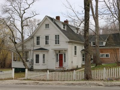 Photo for Cozy Home Just a 5 Minute Walk from Blue Hill Village w/ Enclosed Porch & More!