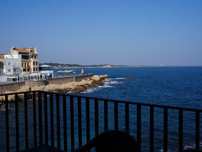 Photo for Apartment with 2 bedrooms, sea view