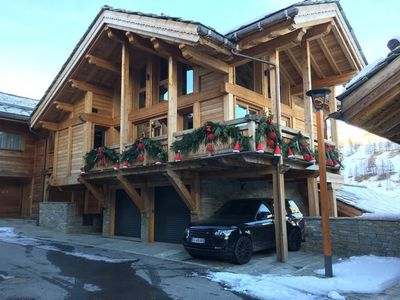 Photo for 3BR House Vacation Rental in Vars