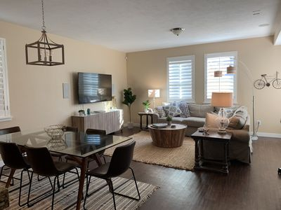 Photo for PRIME LOCATION- Home central to ski resorts, Hiking, Expo Center, shopping