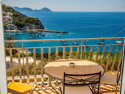 Photo for BluPonza - Holiday Homes - Immobile Palmarola